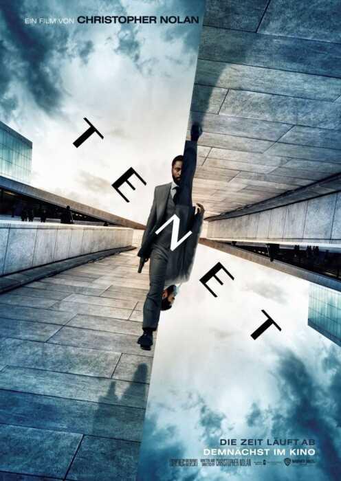 Tenet (Poster)