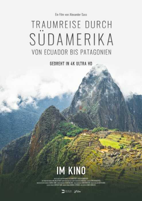 Traumreise durch Südamerika - von Ecuador bis Patagonien (Poster)