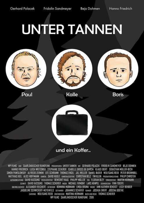 Unter Tannen - Der Film (Poster)