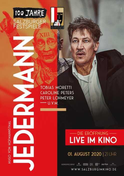 100 Jahre Salzburger Festspiele: Jedermann (Poster)