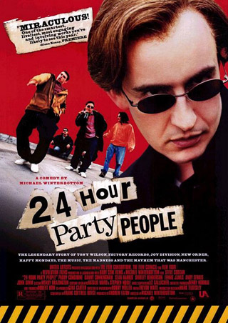 24 Hour Party People (Poster)