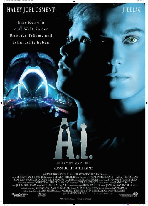 A.I. Künstliche Intelligenz (Poster)