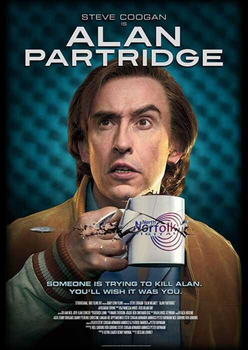 Alan Partridge (Poster)