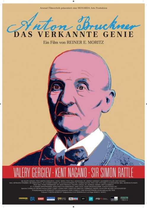 Anton Bruckner - Das verkannte Genie (Poster)