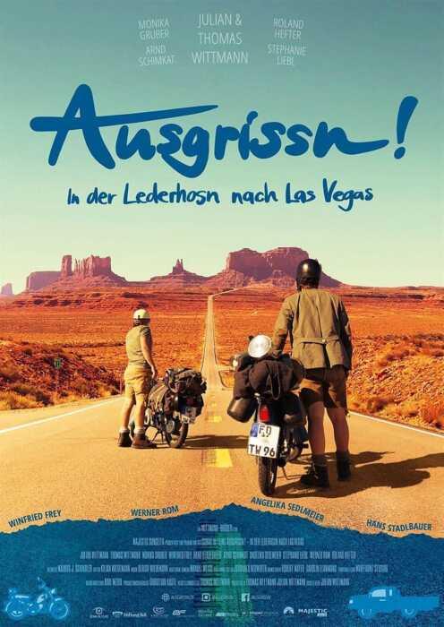 Ausgrissn! (Poster)