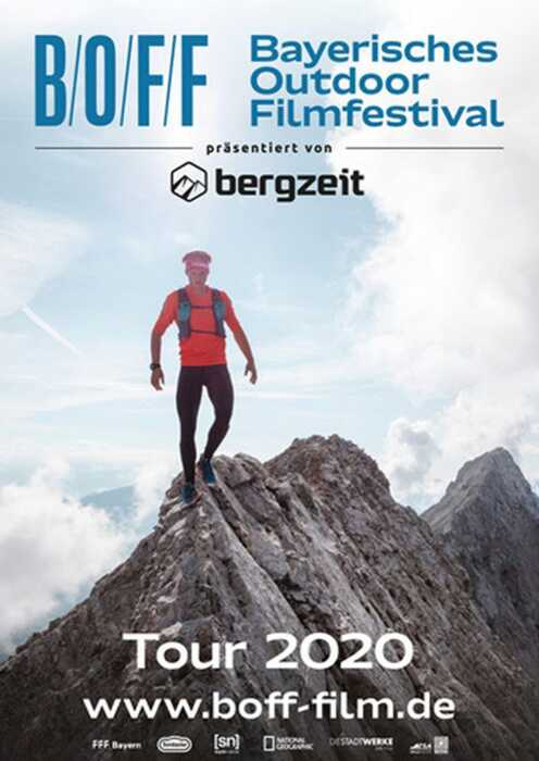 B/O/F/F - Bayerisches Outdoor Filmfestival 2020 (Poster)