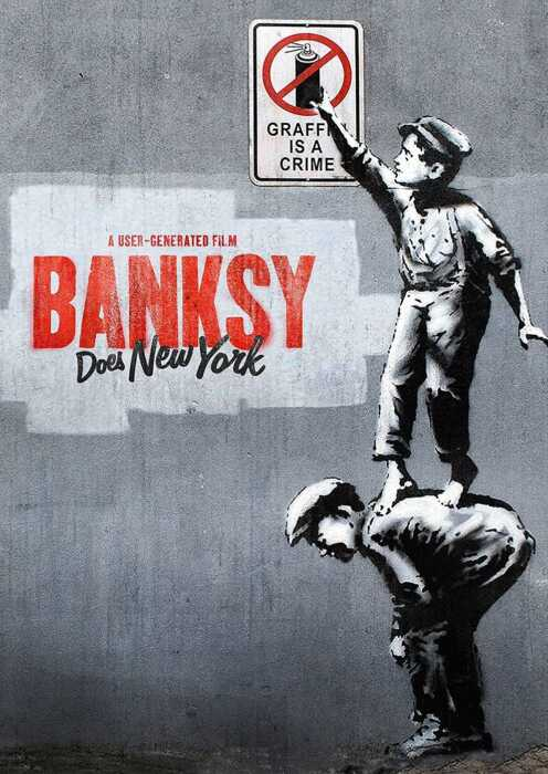 Banksy Does New York (Poster)