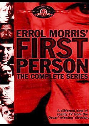 Errol Morris`First Person - The Complete Series (Poster)