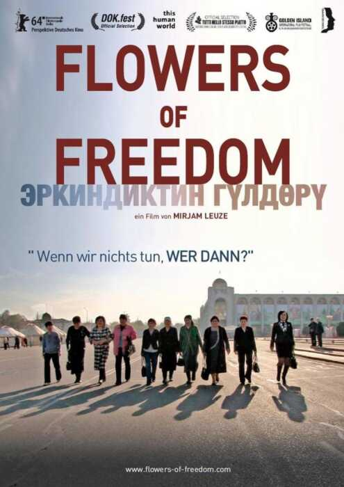 Flowers of Freedom (Poster)