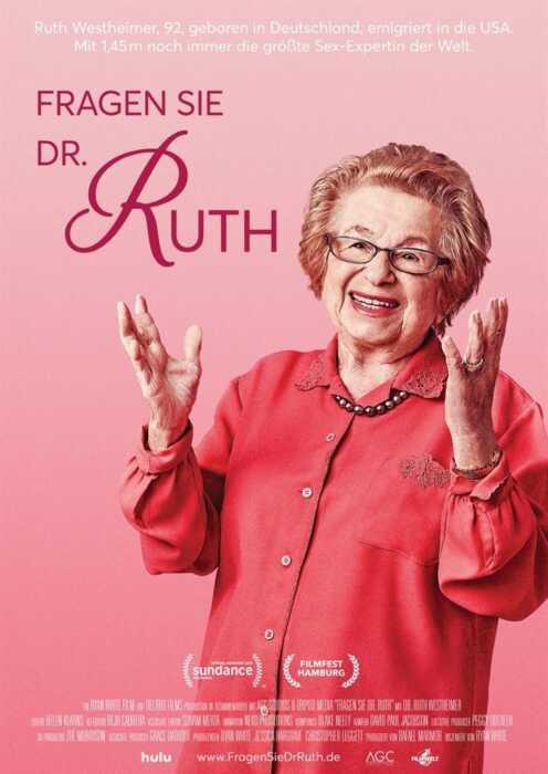 Fragen Sie Dr. Ruth (Poster)