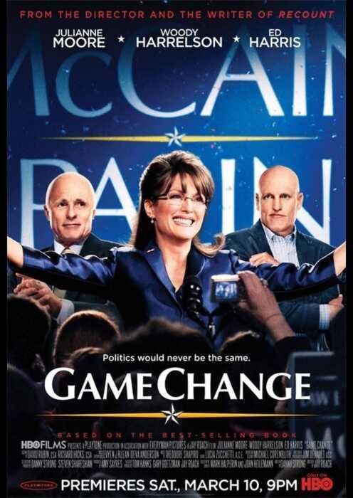 Game Change (Poster)