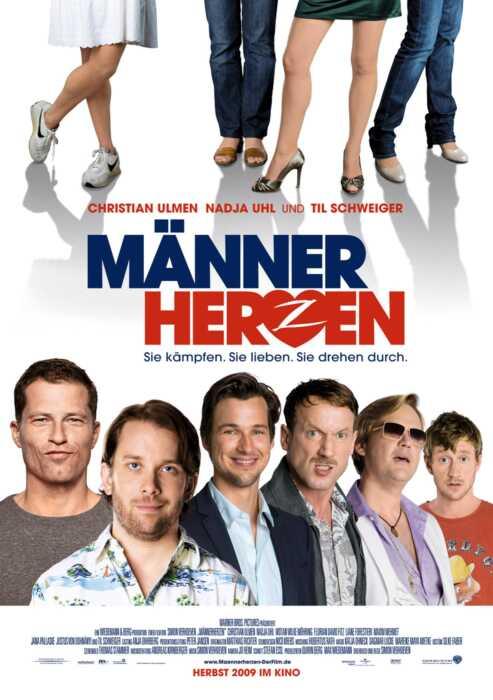 Männerherzen (Poster)