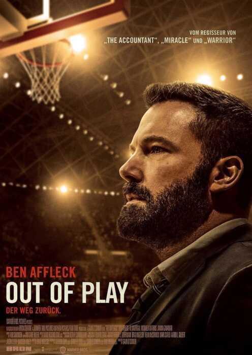 Out of Play - Der Weg zurück (Poster)