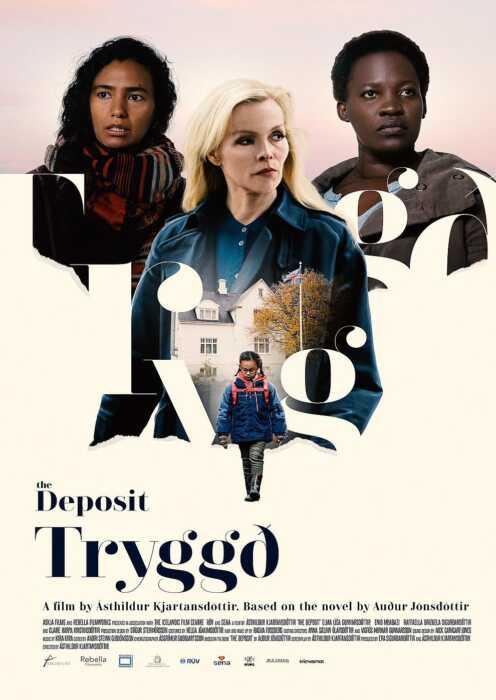 Tryggd (The Deposit) (Poster)