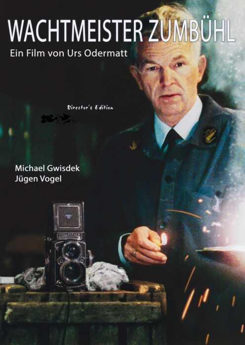 Wachtmeister Zumbühl (Poster)