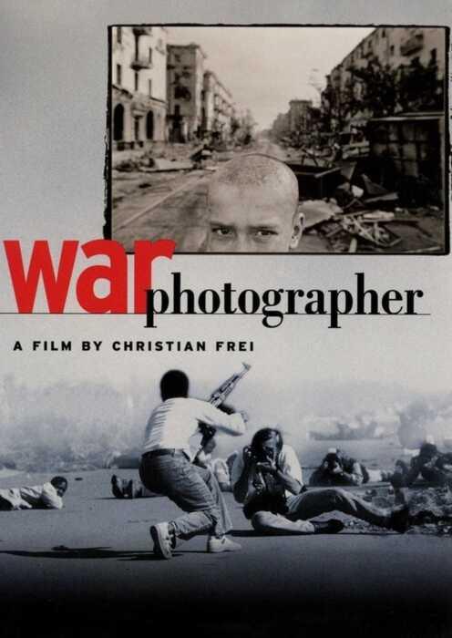 War Photographer (Poster)
