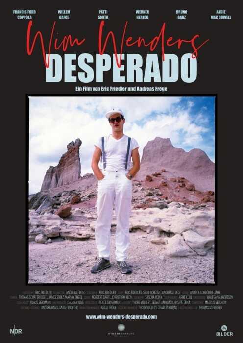 Wim Wenders, Desperado (Poster)
