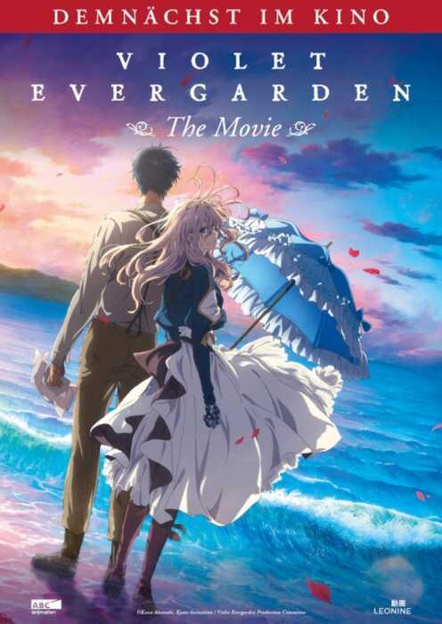 Anime Night 2020: Violet Evergarden: The Movie (Poster)