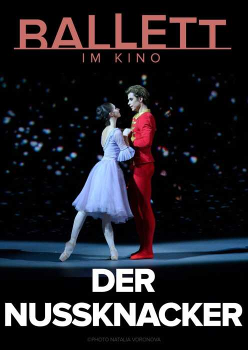 Bolshoi Ballett 2020/21: Der Nussknacker (Poster)