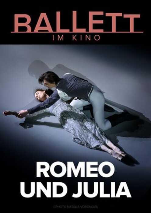 Bolshoi Ballett 2020/21: Romeo und Julia (Poster)