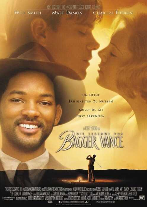 Die Legende von Bagger Vance (Poster)