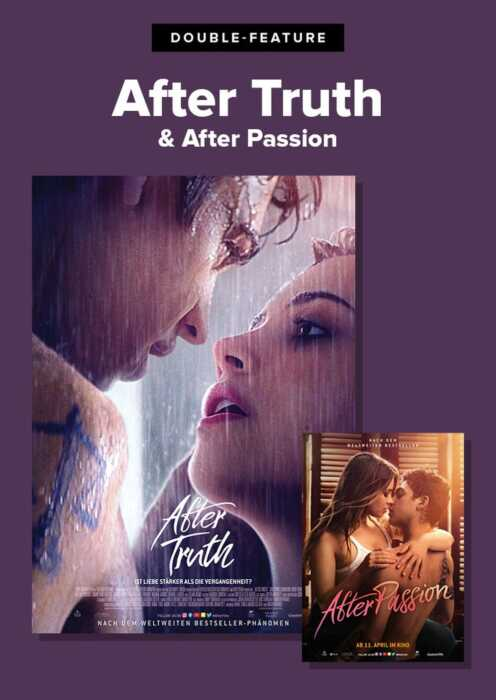 Double After Passion/ After Truth (Poster)