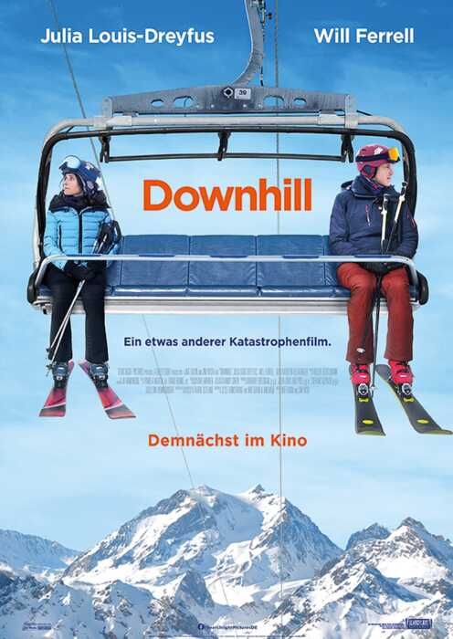 Downhill (Poster)