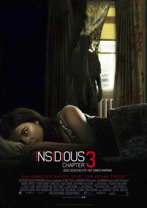 Insidious: Chapter 3 - Jede Geschichte hat einen Anfang (Poster)