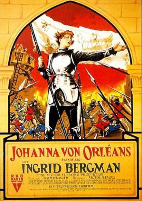 Johanna von Orléans (1948) (Poster)