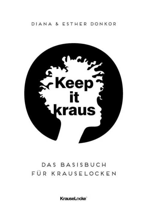 Keep it kraus! Afrohaare in unserer Gesellschaft (Poster)