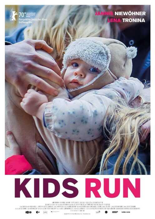 Kids Run (Poster)