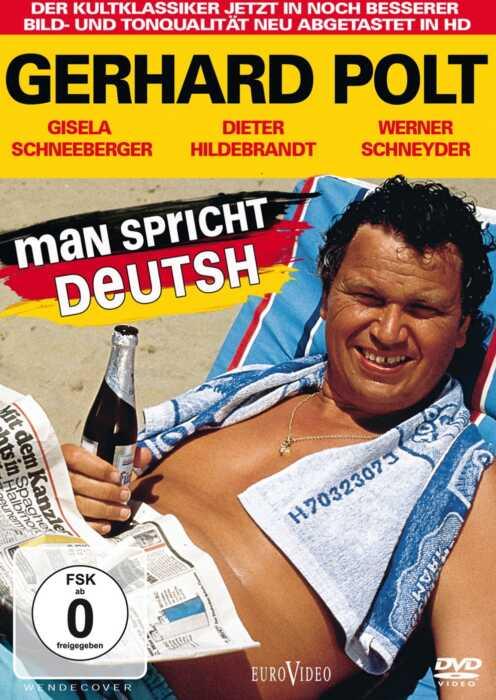 Man spricht deutsh (Poster)