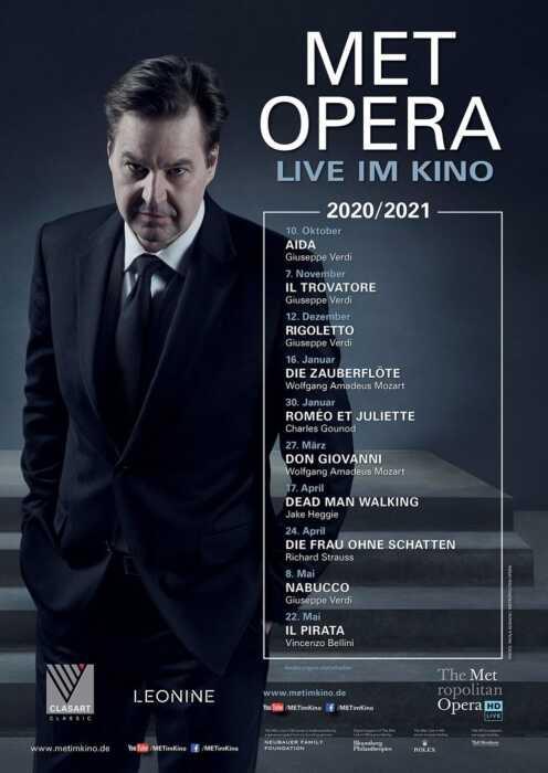Met Opera: Verdi Rigoletto (2013) (Poster)