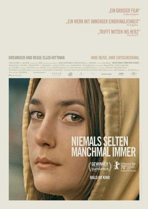 Niemals Selten Manchmal Immer (Poster)