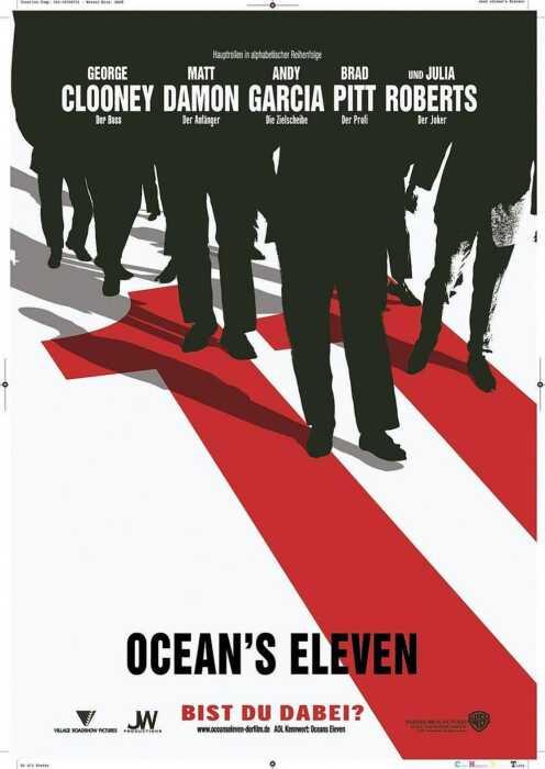 Ocean's Eleven (Poster)