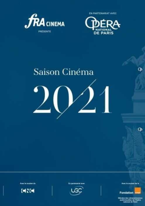 Opéra national de Paris 2020/21: Orfeo ed Euridice (Poster)