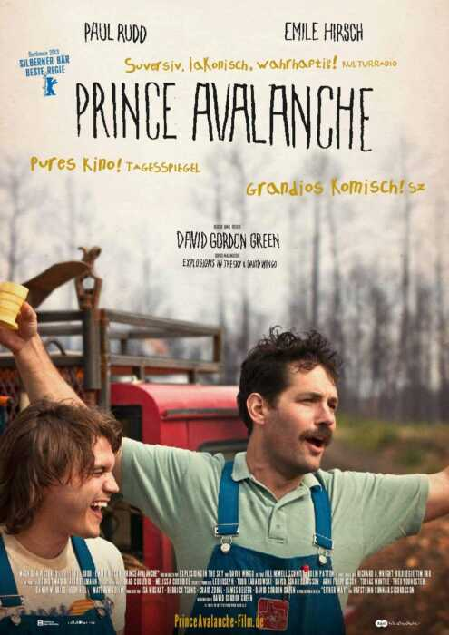 Prince Avalanche (Poster)