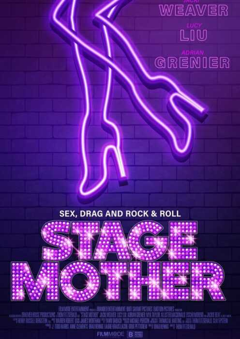 Stage Mother (Poster)