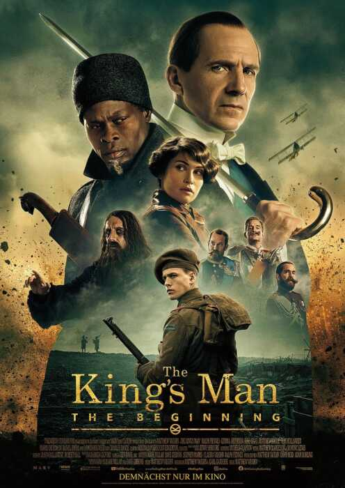 The King's Man - The Beginning (Poster)