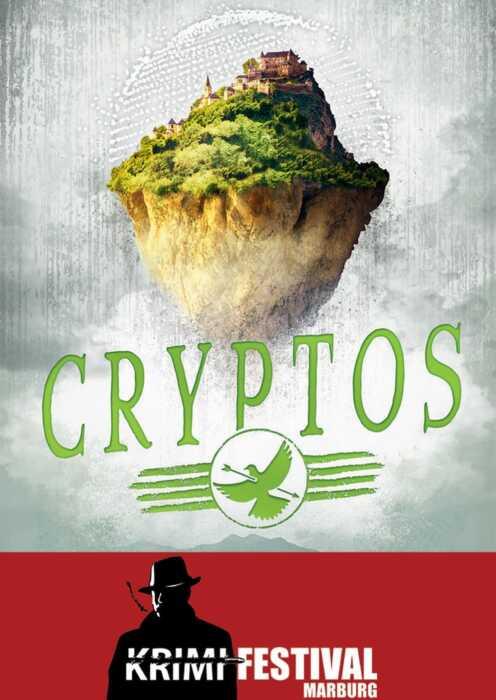 Ursula Poznansi - Cryptos (Poster)