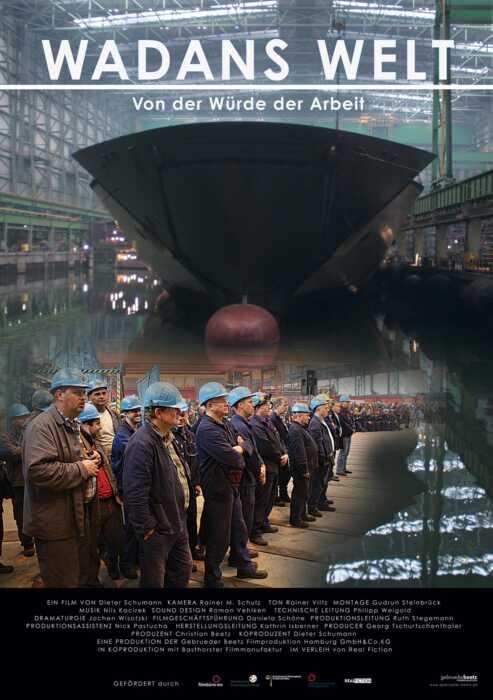 Wadans Welt (Poster)
