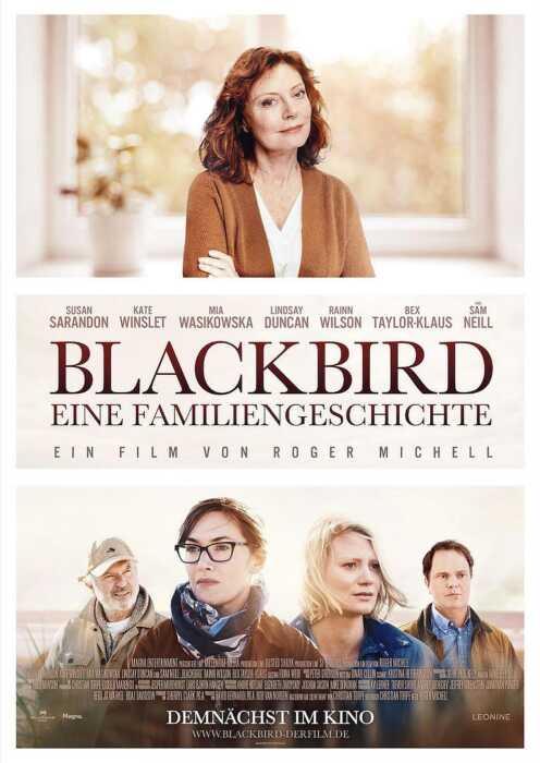 Blackbird - Eine Familiengeschichte (Poster)