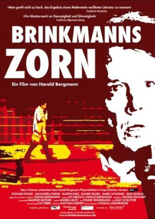 Brinkmanns Zorn (Poster)