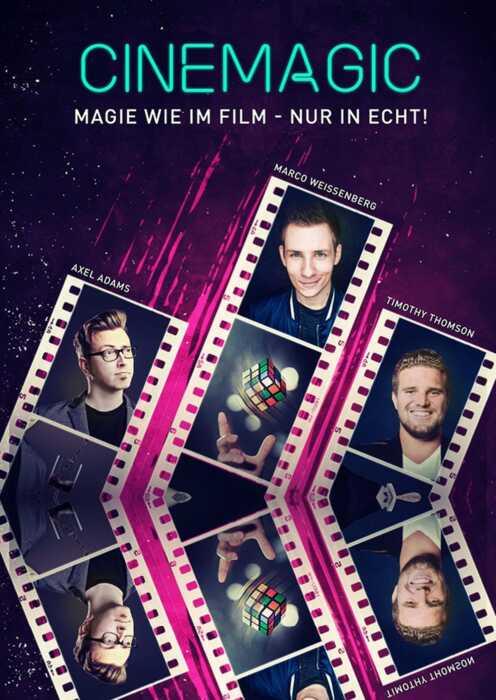 Cinemagic: Magie wie im Film - nur in echt! (Poster)