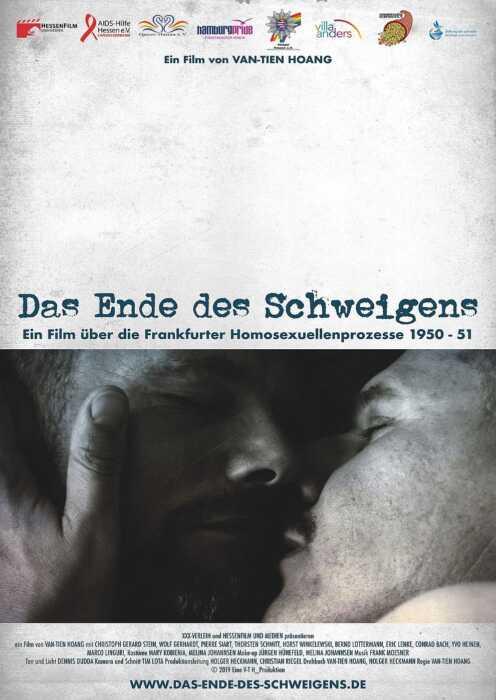 Das Ende des Schweigens (Poster)
