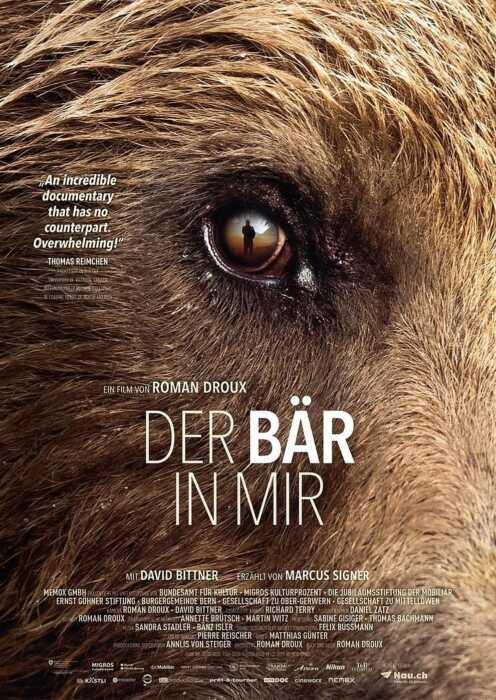 Der Bär in mir (Poster)