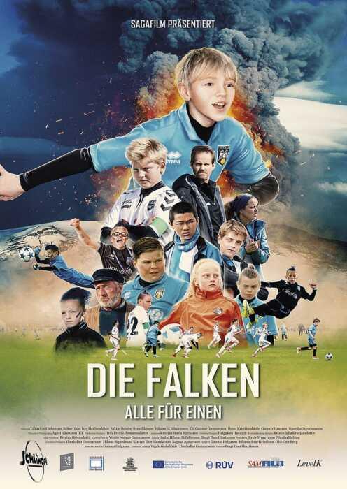 Die Falken - Alle für einen (Poster)