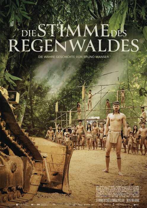 Die Stimme des Regenwaldes (Poster)