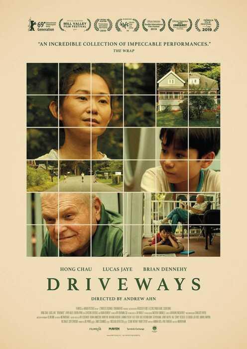 Driveways (Poster)
