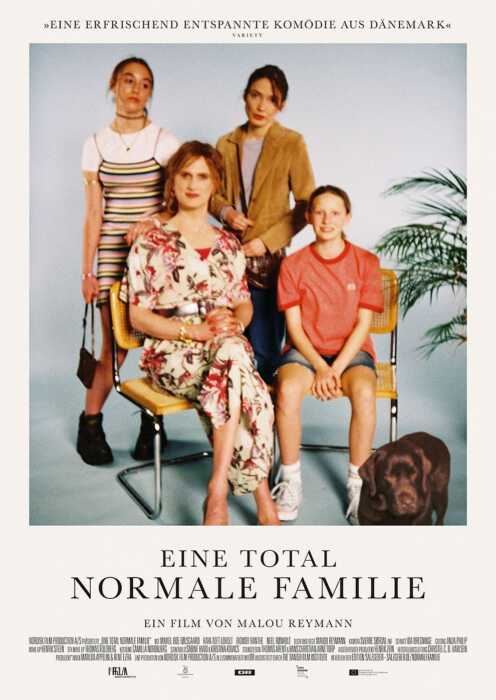 Eine total normale Familie (Poster)